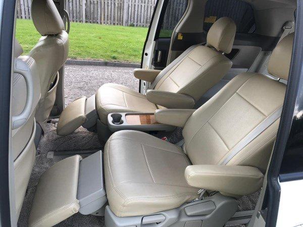 2009 FRESH IMPORT TOYOTA ESTIMA NEW SHAPE 2.4 AUTO 7 SEATS For Sale (picture 5 of 6)