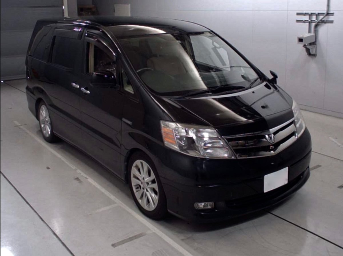 2007 Beautiful Condition 4WD Alphard Hybrid *Available Now* For Sale (picture 1 of 6)