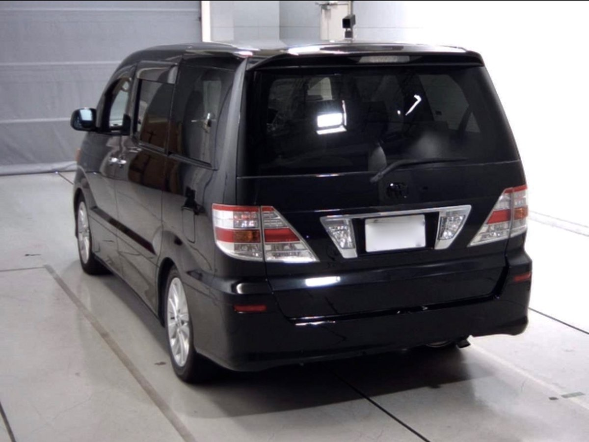 2007 Beautiful Condition 4WD Alphard Hybrid *Available Now* For Sale (picture 2 of 6)