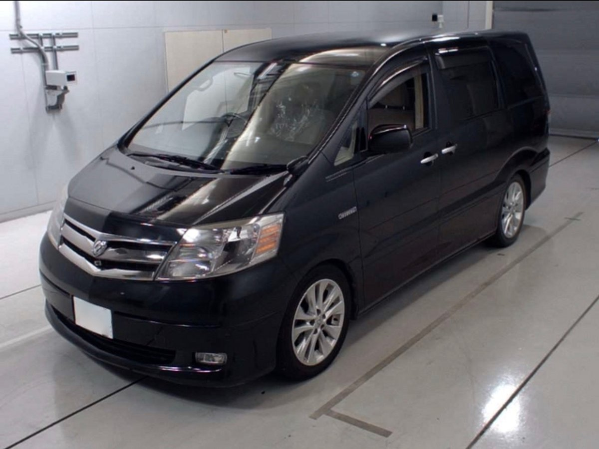 2007 Beautiful Condition 4WD Alphard Hybrid *Available Now* For Sale (picture 3 of 6)