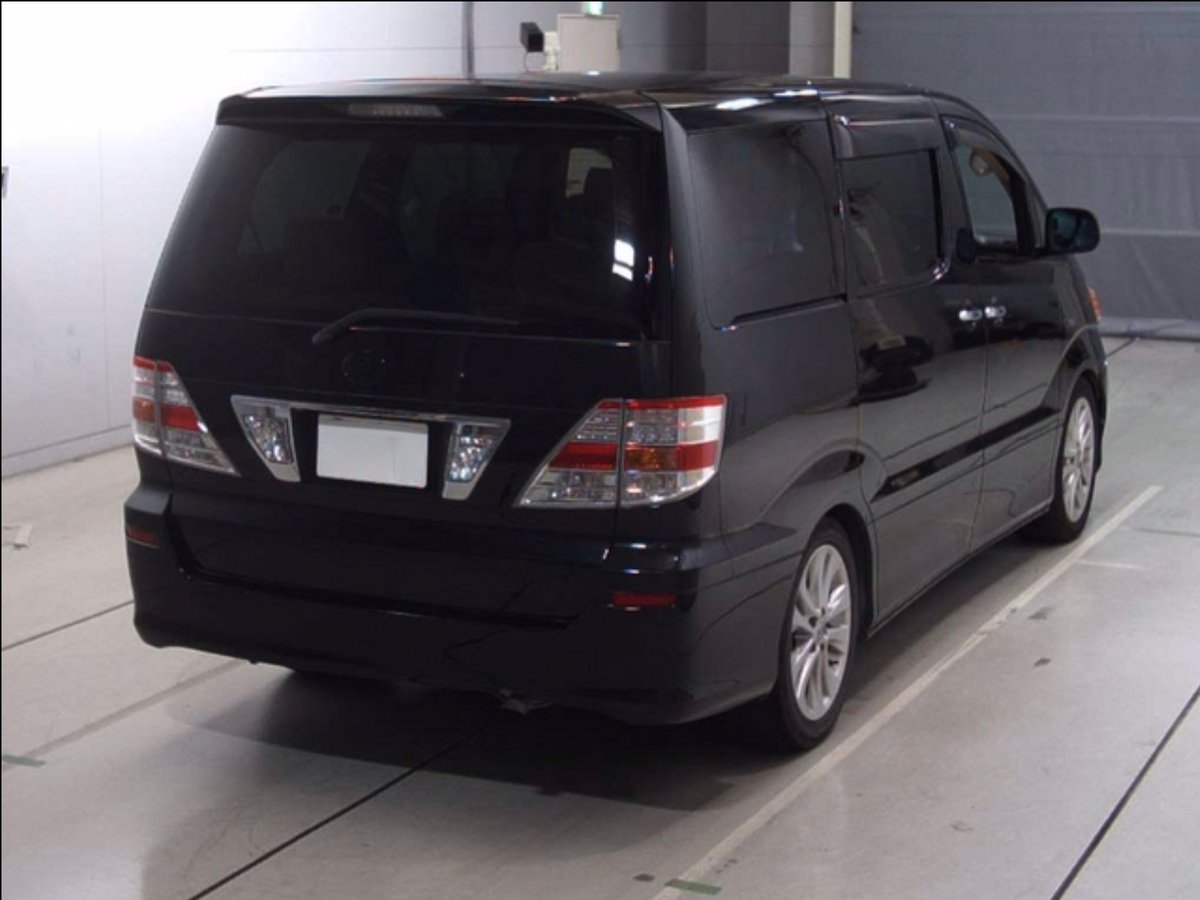 2007 Beautiful Condition 4WD Alphard Hybrid *Available Now* For Sale (picture 4 of 6)
