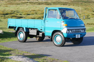 1973 Time warp brilliant little dropside pickup