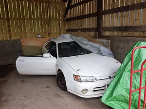 2000 Toyota ae111 bzr levin. For Sale