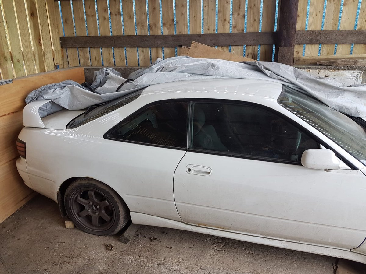 2000 Toyota ae111 bzr levin  For Sale   Car And Classic