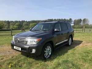 2013 Toyota Land Cruiser V8 Iconic 4wd For Sale