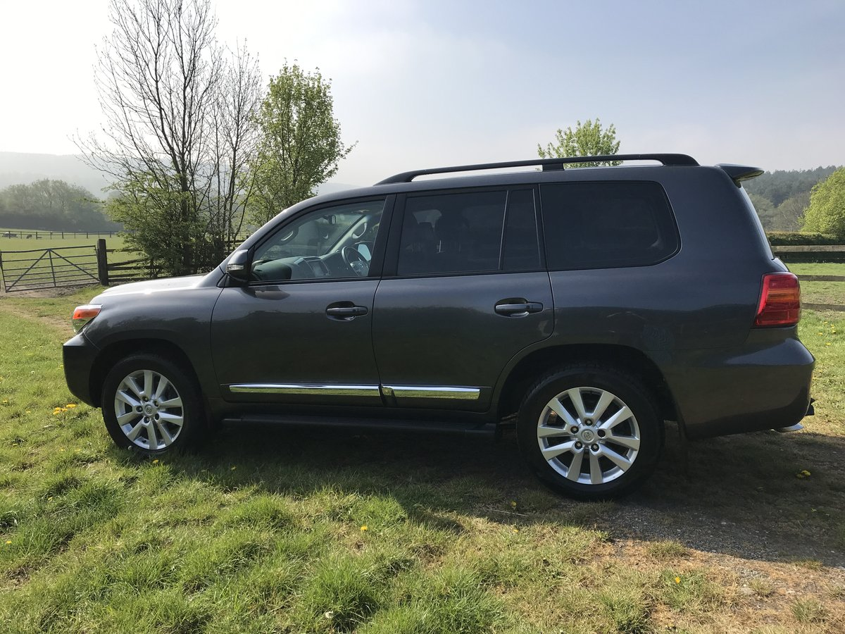 2013 Toyota Land Cruiser V8 Iconic 4wd For Sale (picture 2 of 6)