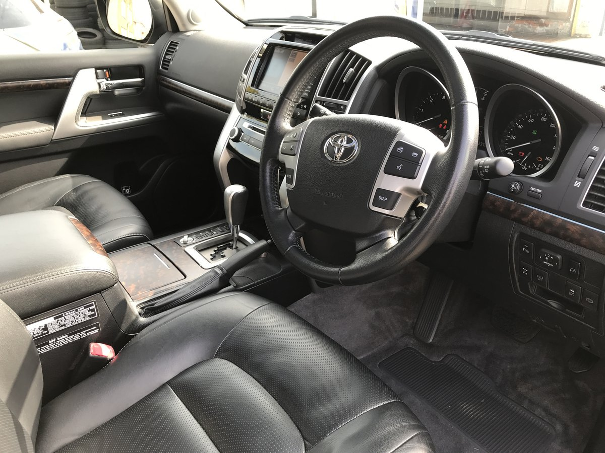 2013 Toyota Land Cruiser V8 Iconic 4wd For Sale (picture 4 of 6)