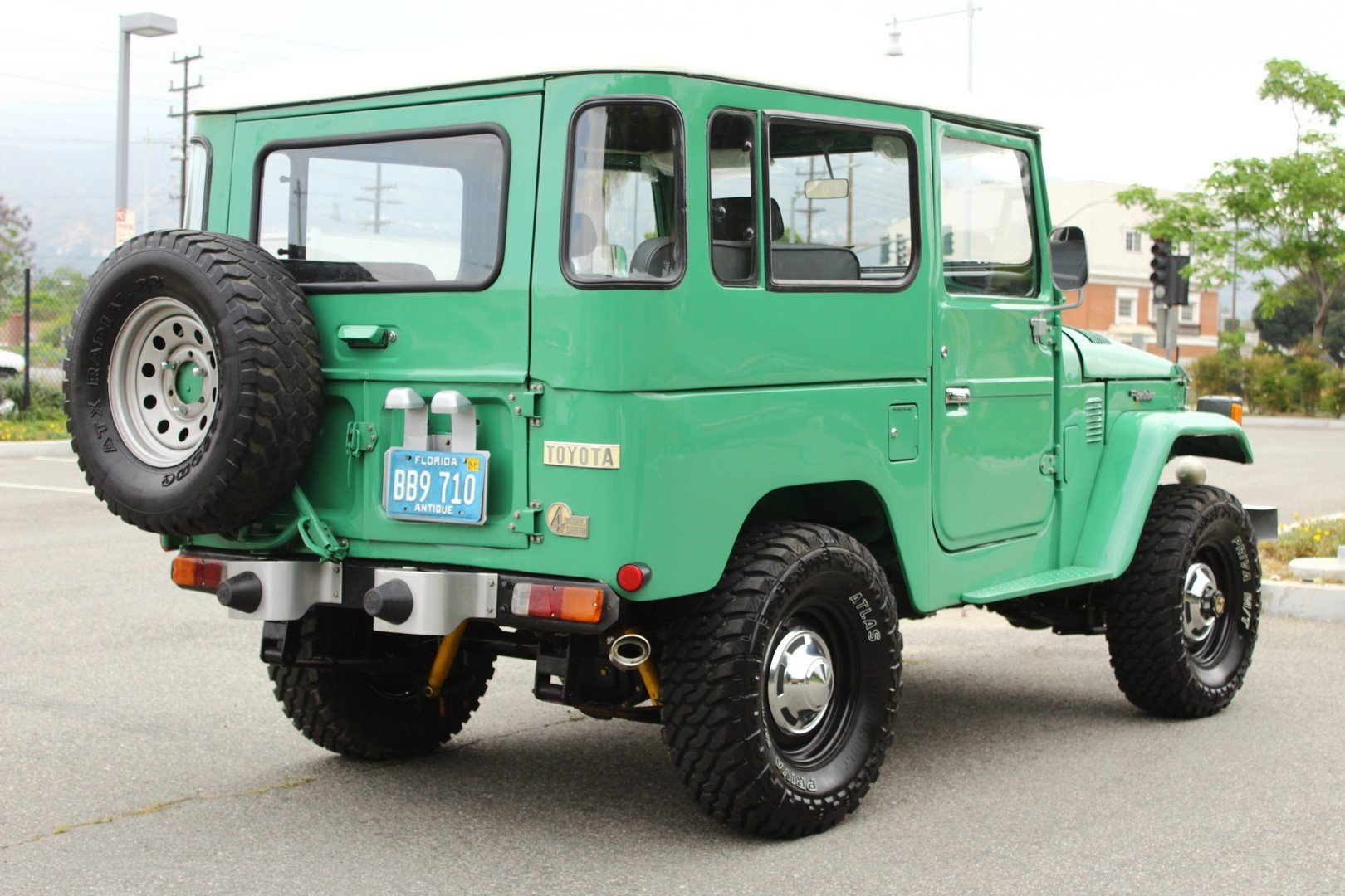 1980 TOYOTA LAND CRUISER FJ 40 4WD For Sale (picture 2 of 6)
