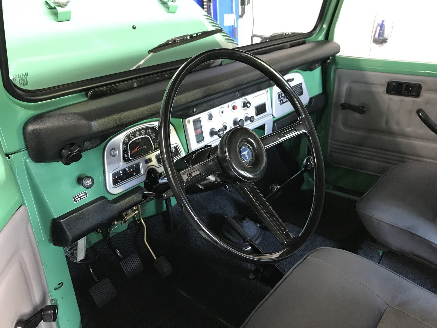 1980 TOYOTA LAND CRUISER FJ 40 4WD For Sale (picture 3 of 6)