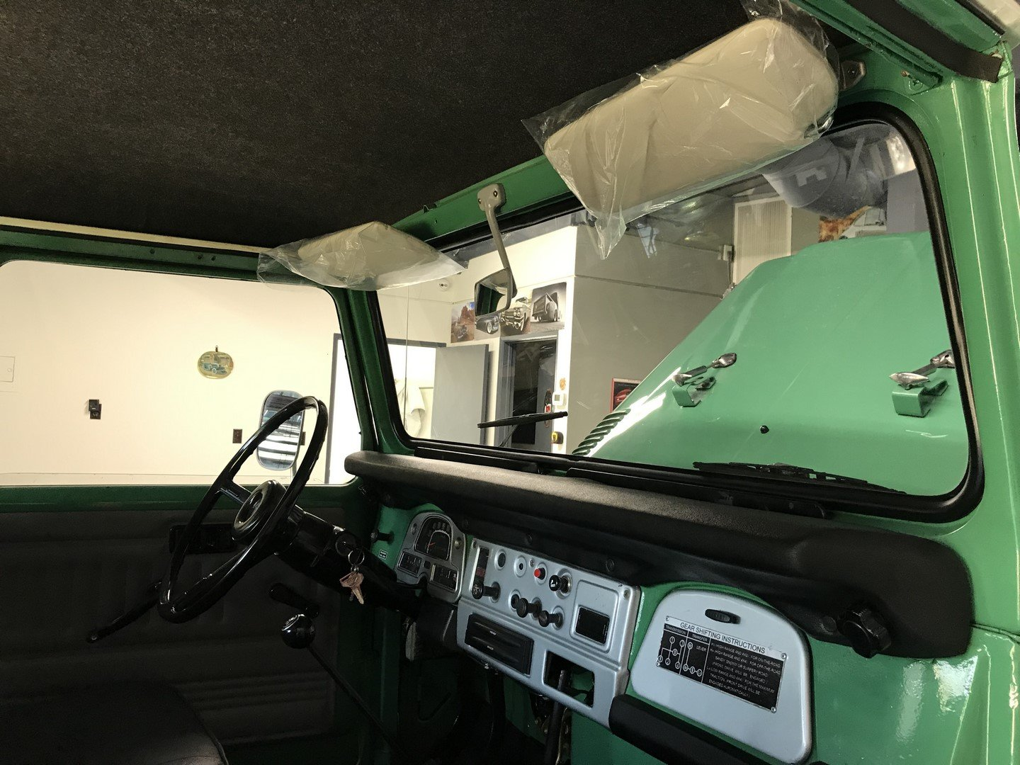 1980 TOYOTA LAND CRUISER FJ 40 4WD For Sale (picture 4 of 6)