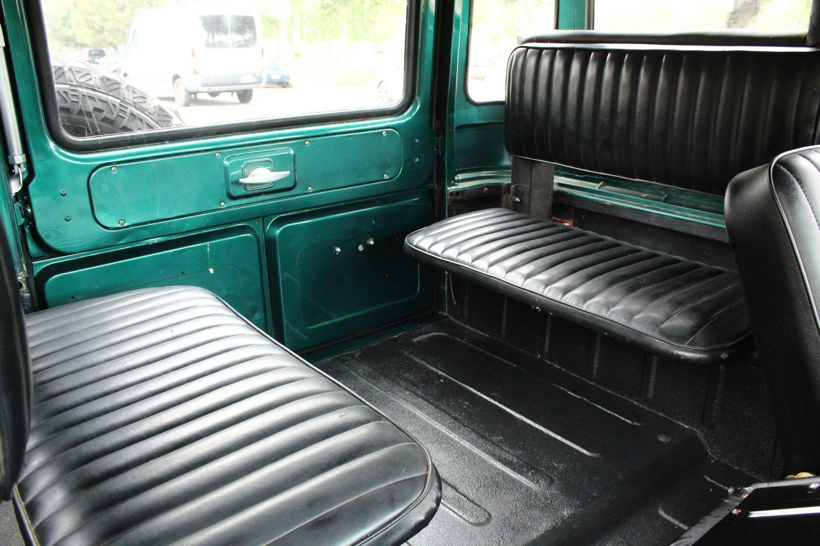 1972 TOYOTA LAND CRUISER FJ 40 4WD For Sale (picture 4 of 6)