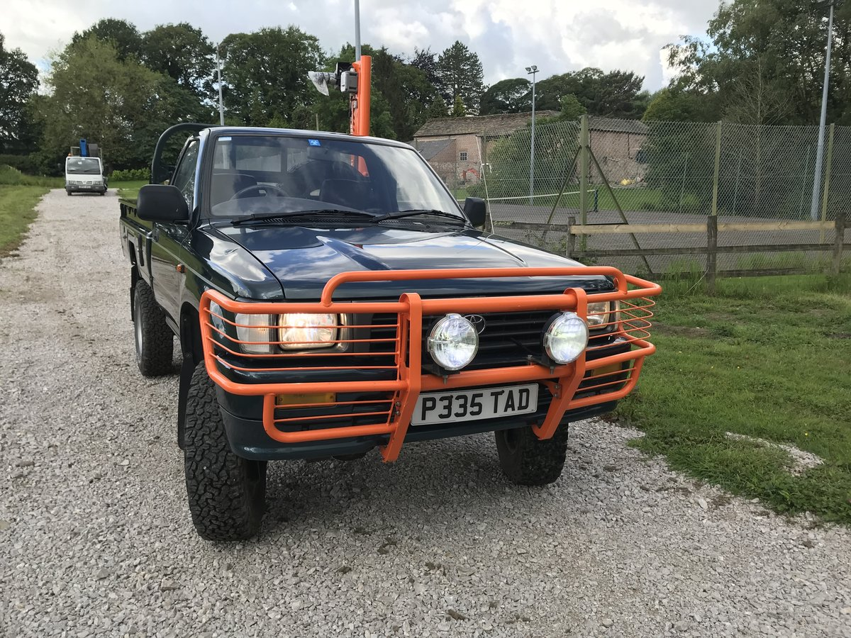 1996 Toyota Hilux MK3 1997 stunning For Sale (picture 1 of 6)