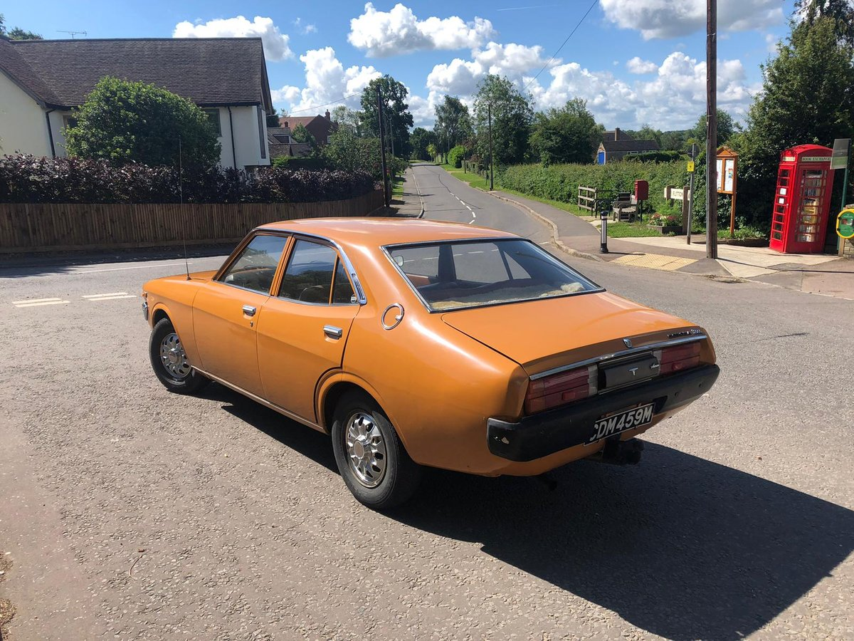 1974 Toyota Corona Mark II For Sale (picture 6 of 6)