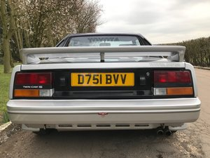 1987 Toyota MR2 Great Example