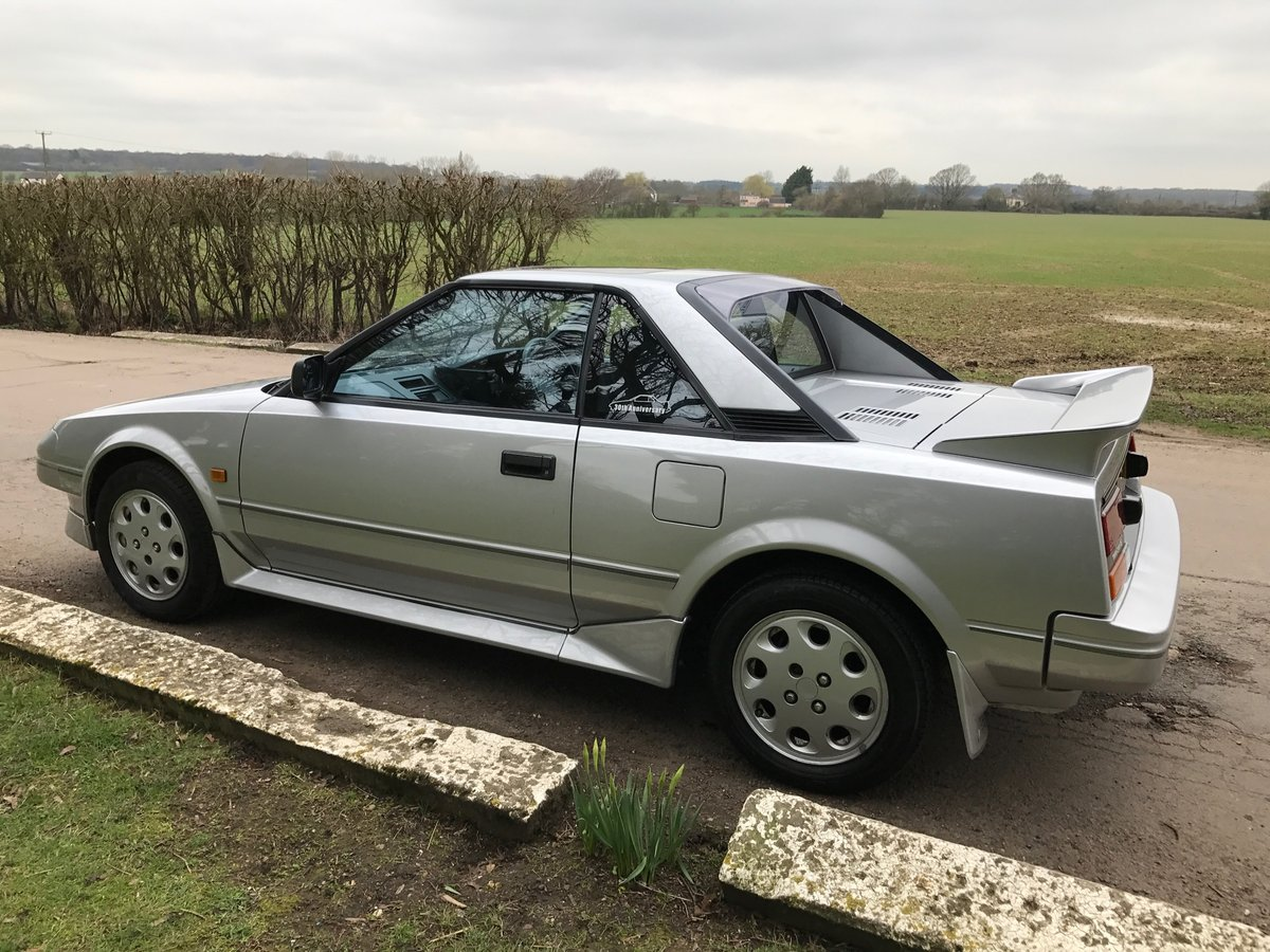 1987 Toyota MR2 Great Example For Sale (picture 2 of 6)
