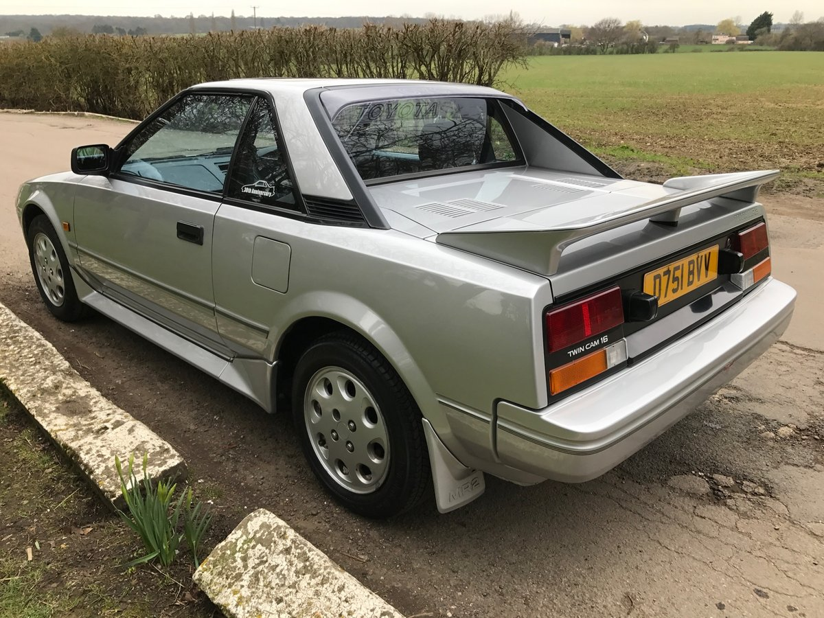 1987 Toyota MR2 Great Example For Sale (picture 3 of 6)