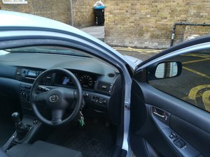 2001 Toyota Corolla Hatchback T2 For Sale