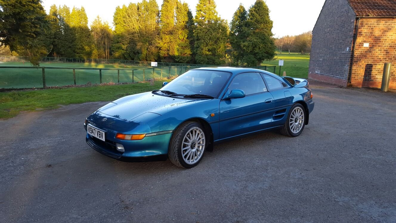 1993 Toyota mr2  SOLD (picture 1 of 6)