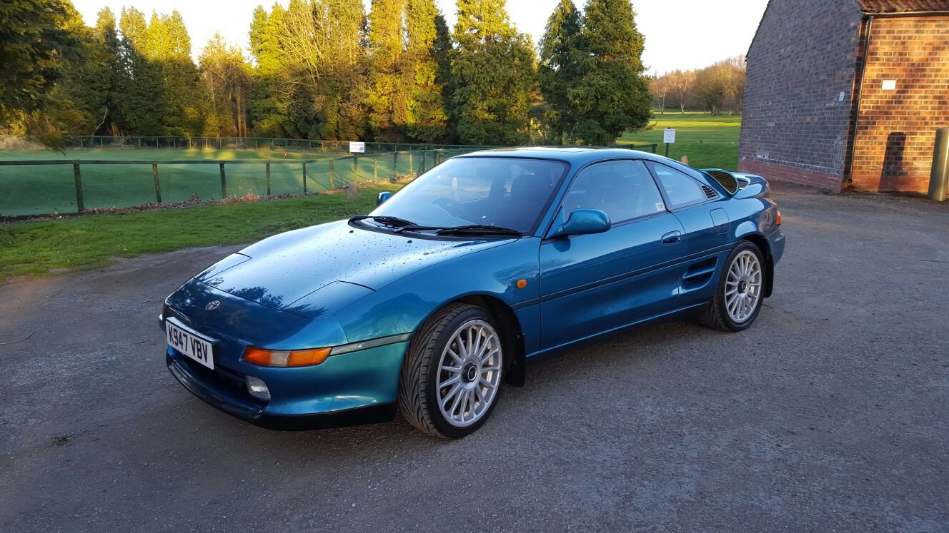 1993 Toyota mr2  SOLD (picture 2 of 6)