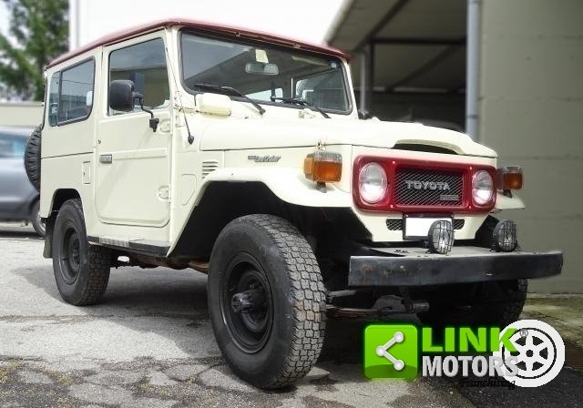 1982 Toyota Land Cruiser Bj42 For Sale (picture 1 of 6)