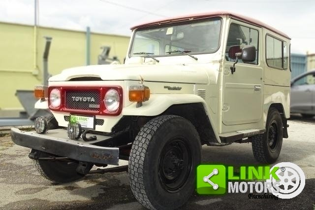 1982 Toyota Land Cruiser Bj42 For Sale (picture 2 of 6)