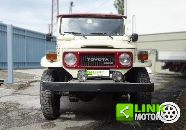 1982 Toyota Land Cruiser Bj42 For Sale (picture 3 of 6)