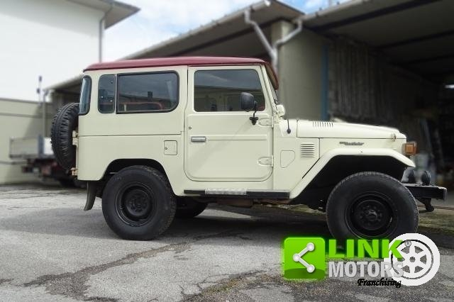 1982 Toyota Land Cruiser Bj42 For Sale (picture 4 of 6)