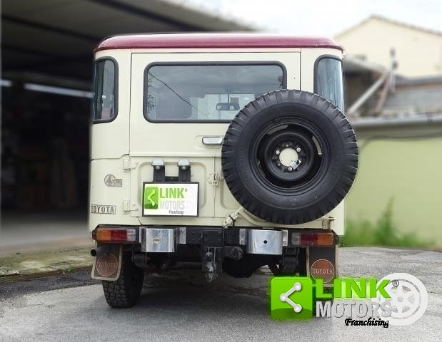 1982 Toyota Land Cruiser Bj42 For Sale (picture 5 of 6)