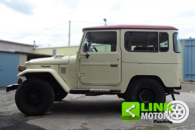 1982 Toyota Land Cruiser Bj42 For Sale (picture 6 of 6)