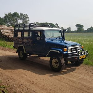 1982 Toyota HJ 47 Troopy Comp.Restored.RHD Lwb HJ45 For Sale