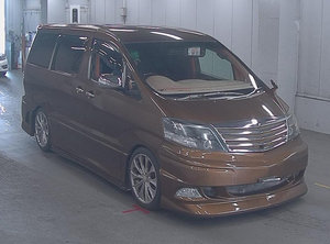 2006 TOYOTA ALPHARD CUSTOM WALD ART MUGEN BODY STYLE 2.4 AS AUTO  For Sale