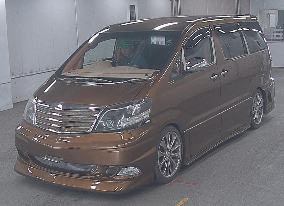 2006 TOYOTA ALPHARD CUSTOM WALD ART MUGEN BODY STYLE 2.4 AS AUTO  For Sale (picture 2 of 5)