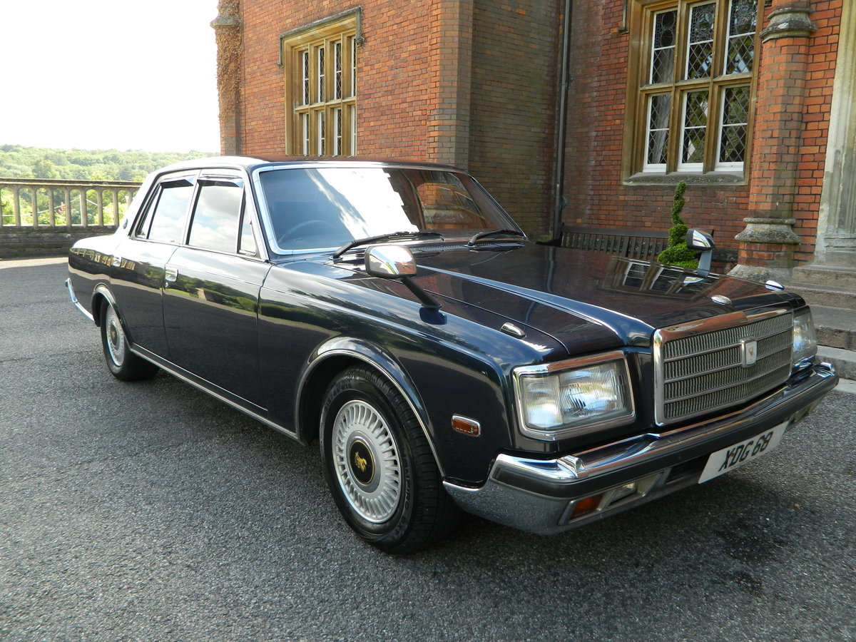 Toyota Century 1994 / M - Limousine 4.0 Ltr Automatic For Sale (picture 1 of 6)