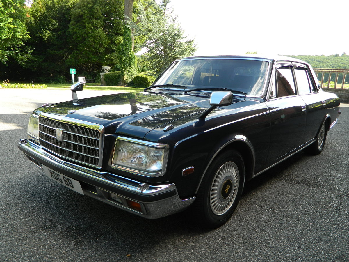 Toyota Century 1994 / M - Limousine 4.0 Ltr Automatic For Sale (picture 2 of 6)