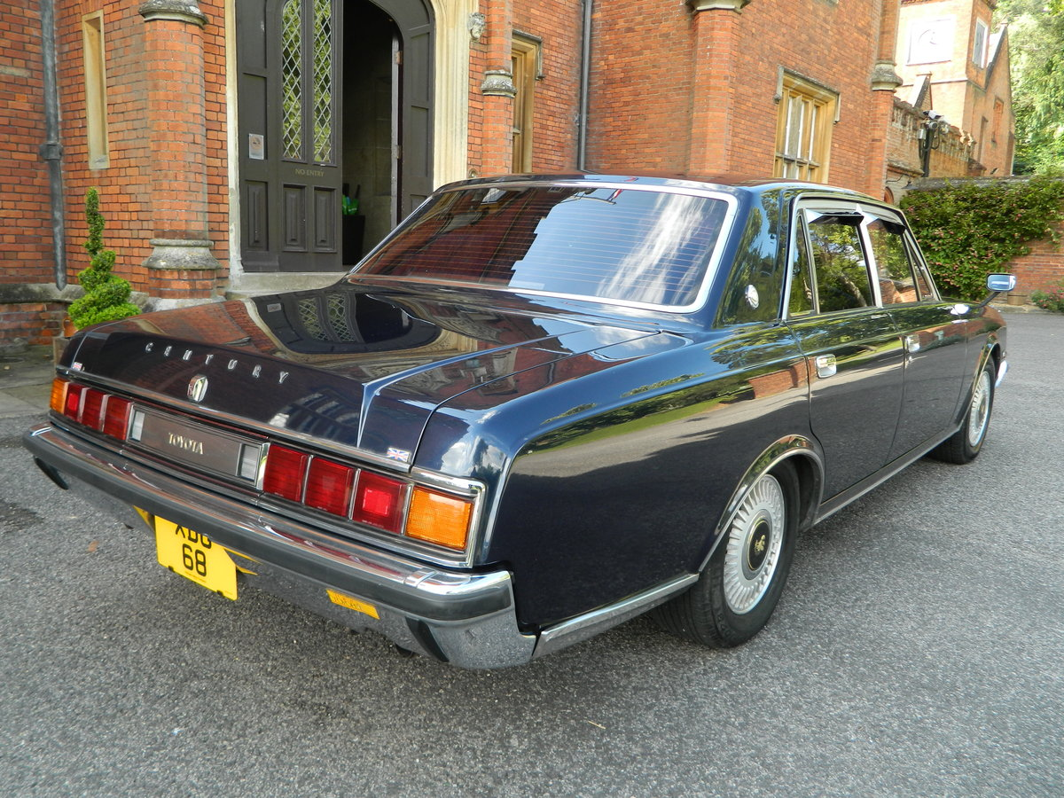 Toyota Century 1994 / M - Limousine 4.0 Ltr Automatic For Sale (picture 3 of 6)