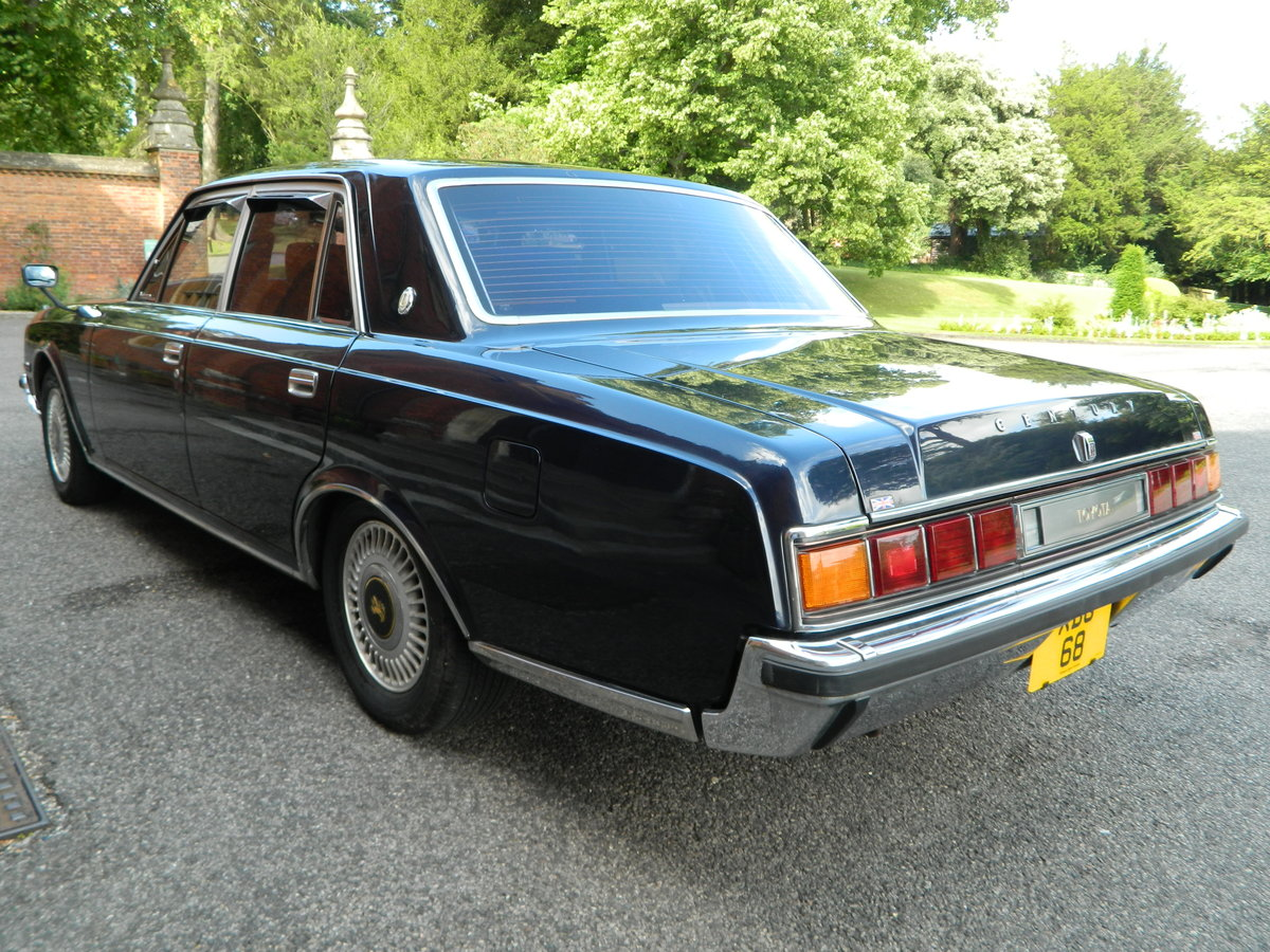 Toyota Century 1994 / M - Limousine 4.0 Ltr Automatic For Sale (picture 4 of 6)