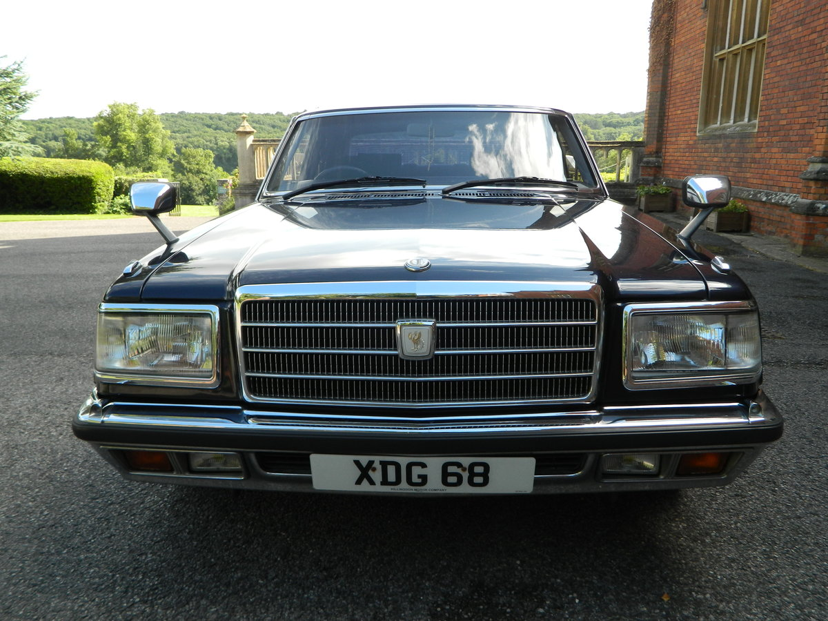 Toyota Century 1994 / M - Limousine 4.0 Ltr Automatic For Sale (picture 5 of 6)