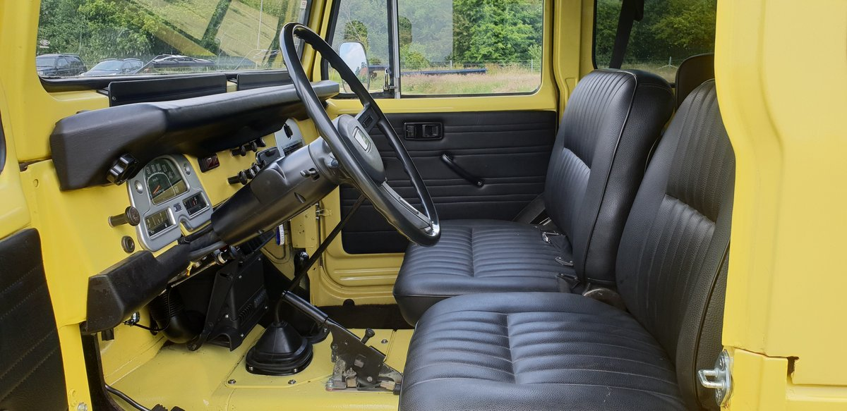 Toyota bj40 land cruiser 1982 For Sale (picture 5 of 6)