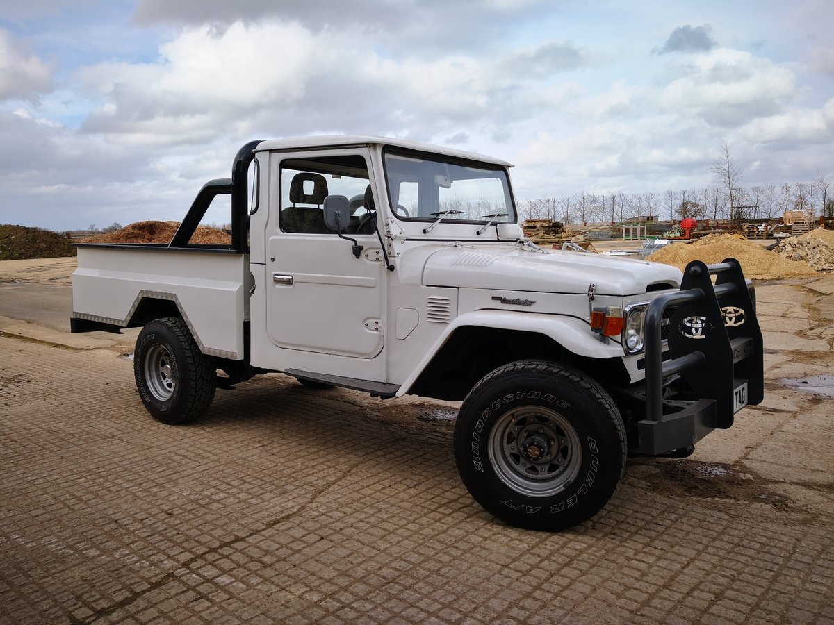 1984 Toyota Land Cruiser FJ45 For Sale (picture 1 of 6)