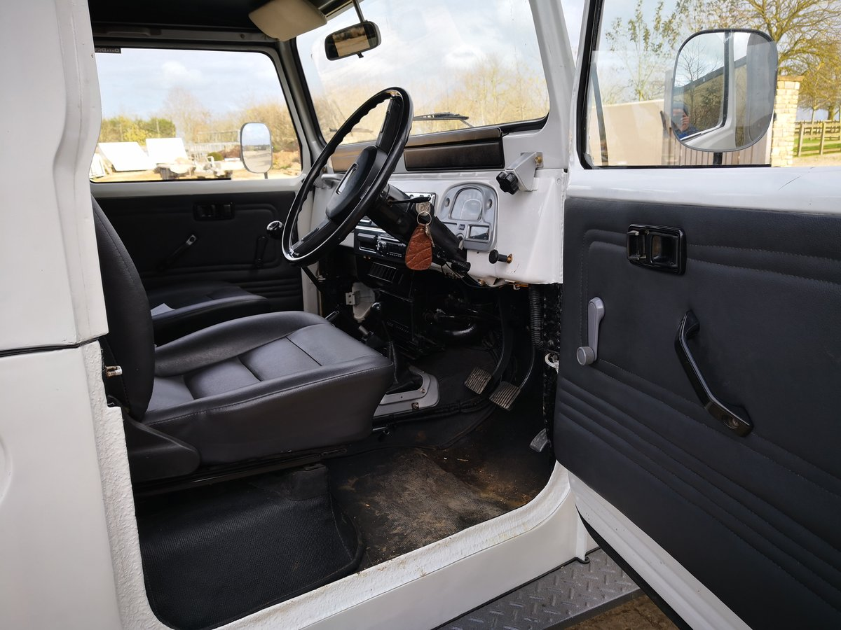 1984 Toyota Land Cruiser FJ45 For Sale (picture 3 of 6)