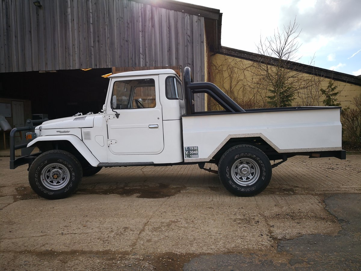 1984 Toyota Land Cruiser FJ45 For Sale (picture 5 of 6)
