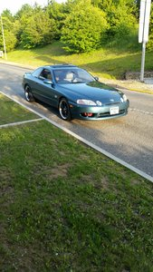 1996 TOYOTA LEXUS SOARER (1995) 1JZ TWIN TURBO MANUAL For Sale