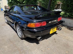 1992 Toyota MR2 Turbo