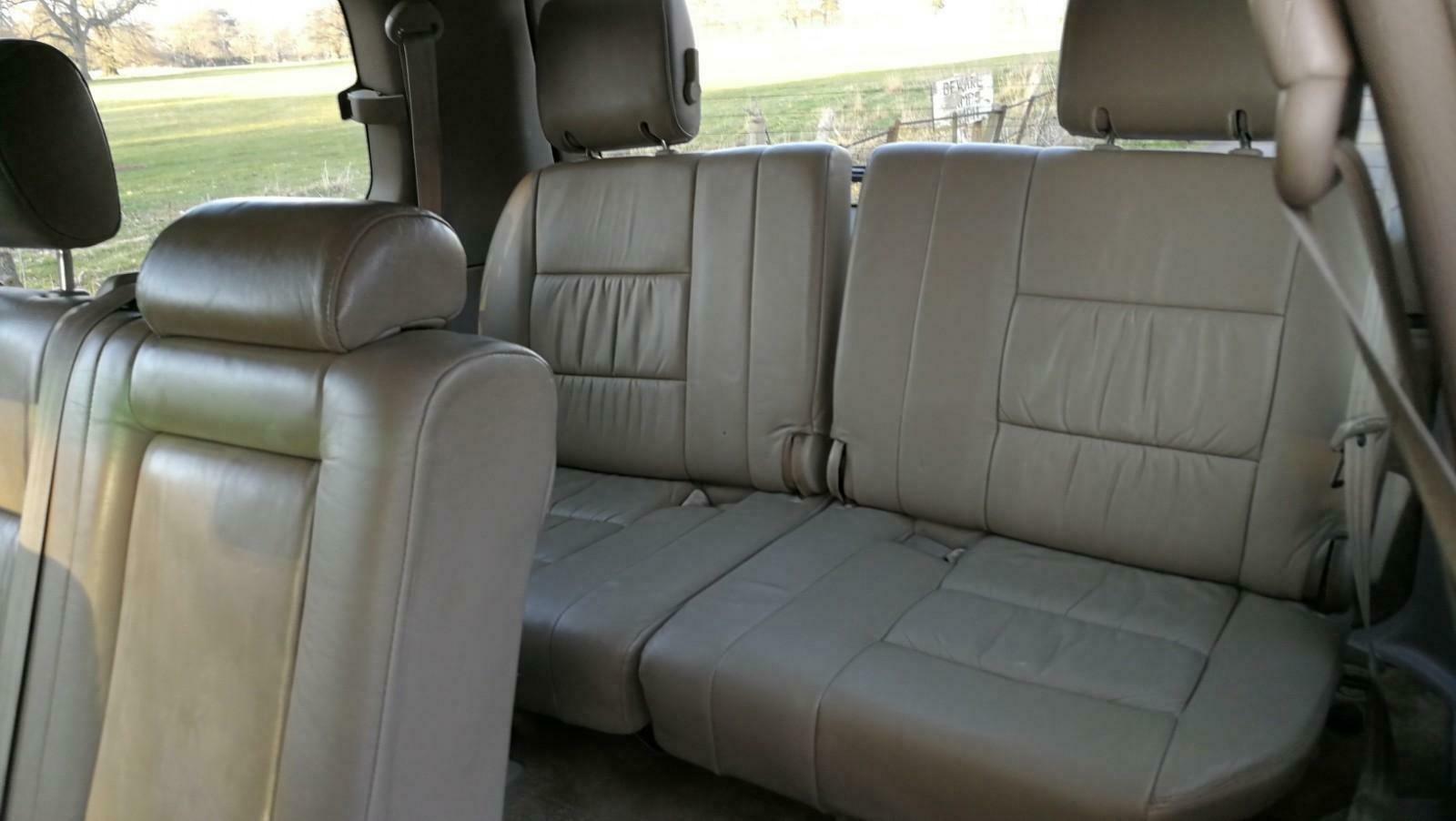 1999 Toyota Landcruiser 4.7V8 Amazon 7 Seater 119k FSH For Sale (picture 5 of 6)