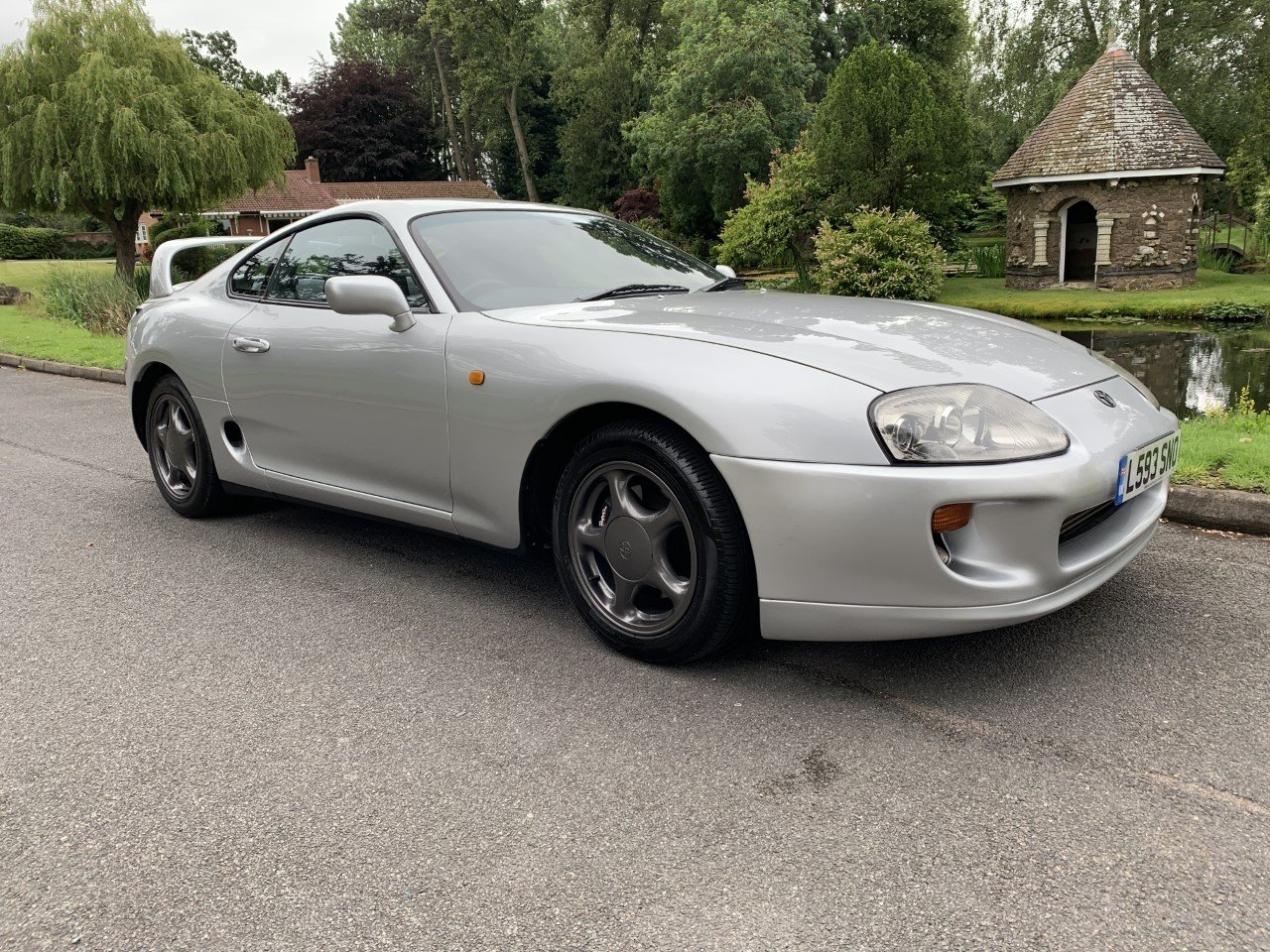 1994 toyota supra twin turbo auto 43k 1 owner For Sale (picture 1 of 6)