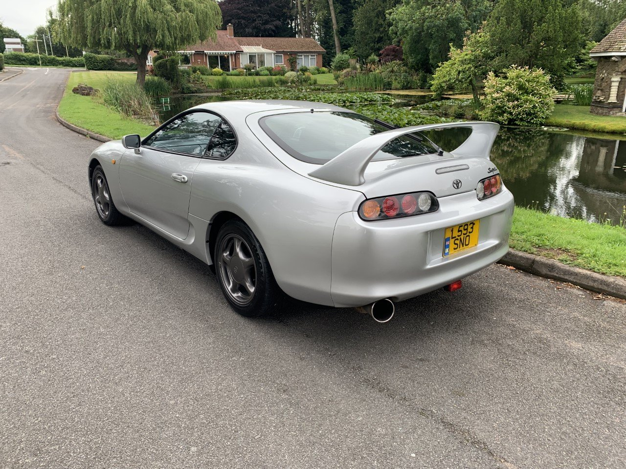 1994 toyota supra twin turbo auto 43k 1 owner For Sale (picture 4 of 6)