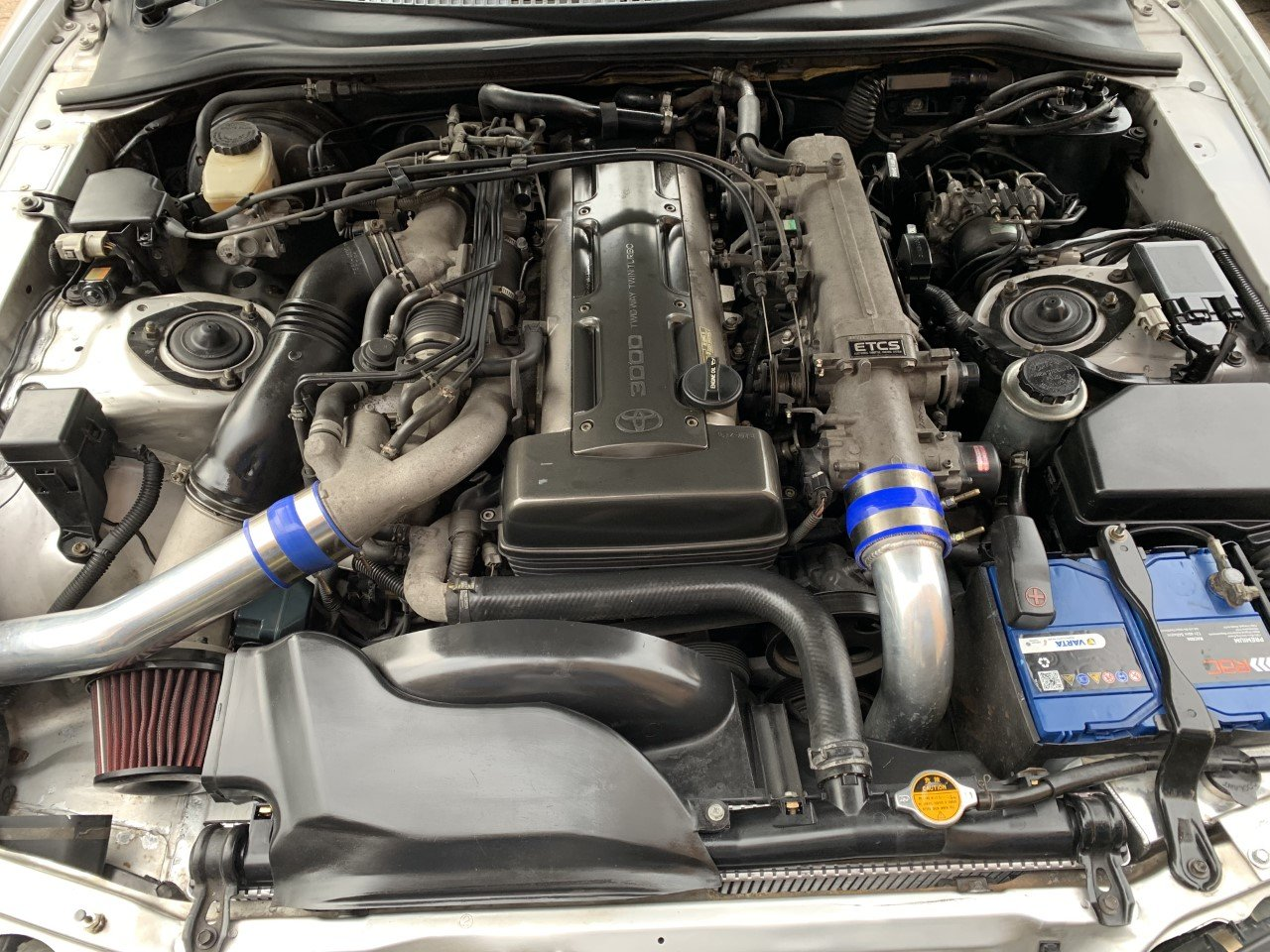 1994 toyota supra twin turbo auto 43k 1 owner For Sale (picture 5 of 6)