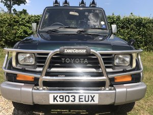 1993 Land cruiser kzj78 For Sale