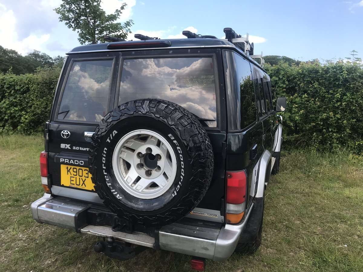 1993 Land cruiser kzj78 For Sale (picture 3 of 6)