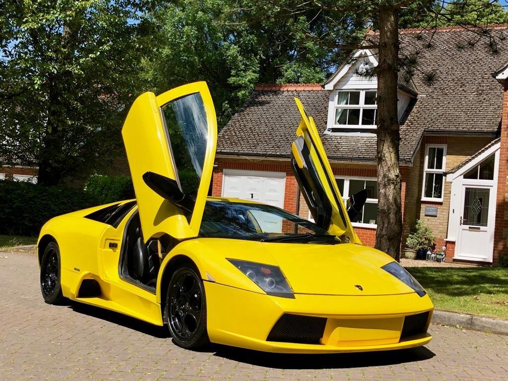 1992 Lamborghini murcielago 4.2 v8 ** lookalike rep ** For Sale (picture 1 of 6)